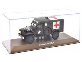 Atlas Models - Dodge WC54 Ambulance, US Army, 1/43