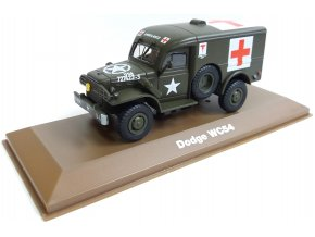 Atlas Models - Dodge WC54 Ambulance, US Army, 1/43