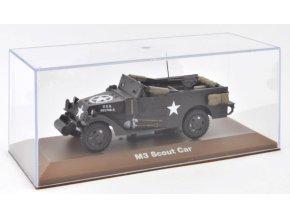Atlas Models - M3 Scout Car, US Army, 1/43