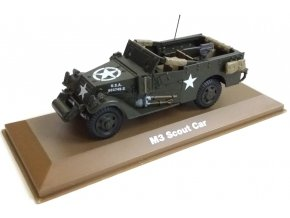 Atlas Models - M3 Scout Car, US Army, 1/43