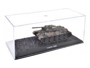 Atlas Models - T-34/76, sovětská armáda, 1/72