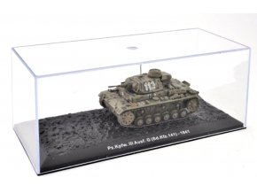 Atlas Models - Sd.Kfz.141 Panzer III G, německá armáda, 1941, 1/72
