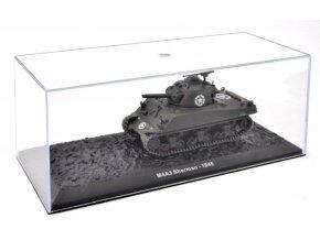 Atlas Models - M4A3 Sherman, US Army, Německo, 1945, 1/72