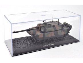 Atlas Models - Leclerc T5, francouzská armáda, 501-503éme RCC, Francie, 1997, 1/72