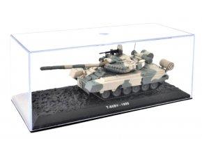 Atlas Models - T-80 BV, 4. Guards Tank Division, sovětská armáda, 1990, 1/72