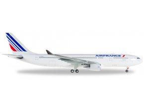 Herpa - Airbus A330-200, společnost Air France, Francie,1/200