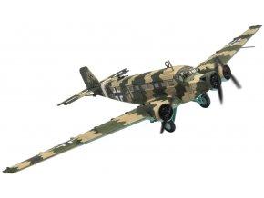 Corgi - Junkers Ju-52, 2/KGzbV1, Operace Merkur, Kréta, 1941, 1/72