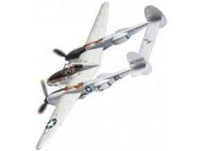 Corgi - Lockheed P-38J Lightning, 'Scrapiron IV', Capt. L E Blumer, Francie, 1944, 1/72