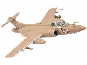 Corgi - Blackburn Buccaneer, RAF, No.237 OCU, Operace Granby, 'Miss Jolly Roger', 1/72