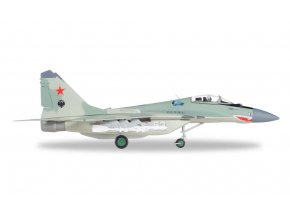 Herpa - MiG-29G Fulcrum A, ruské letectvo, 120th GvlAP, 1/72