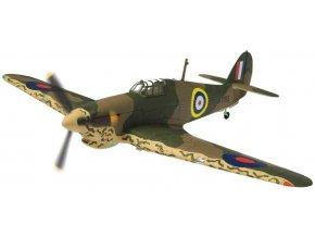 Corgi - Hawker Hurricane Mk.I, RAF, 80.Squadron, Plt.Off. W.Vale, 1/72