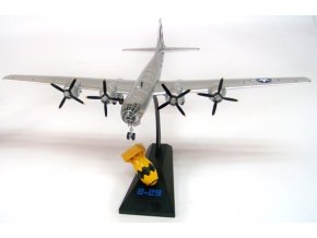 "Air Force One - Boeing B-29 Superfortress, USAAF, ""Bockscar"", Nagasaki, bomba ""Fatman"", 1/144"