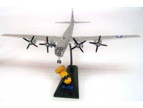 "Air Force One - Boeing B-29 Superfortress, USAAF, ""Bockscar"", Nagasaki, bomba ""Fatman"", 1/144"