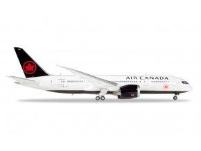 Herpa - Boeing B787-8, společnost Air Canada, Kanada, 1/200