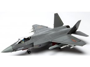 Air Force One - Shenyang J-31 Falcon Hawk, PLAAF, Čína, 1/48