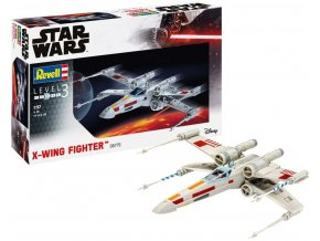 Revell - Star Wars - X-wing Fighter, ModelSet 66779, 1/57