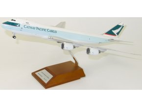 JC Wings - Boeing B747-8F, dopravce Cathay Pacific Cargo, Hong Kong, 1/200