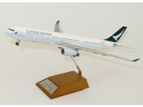 JC Wings - Airbus A330-300, společnost Cathay Pacific, Hong Kong, 1/200