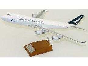 JC Wings - Boeing B747-400, dopravce Cathay Pacific Cargo, Hong Kong, 1/200
