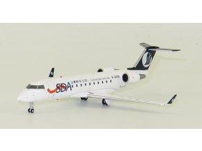 JC Wings - Bombardier CRJ200ER, dopravce Shandong Airlines, Čína, 1/200