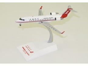 JC Wings - Bombardier CRJ200ER, dopravce Shanghai Airlines, Čína, 1/200