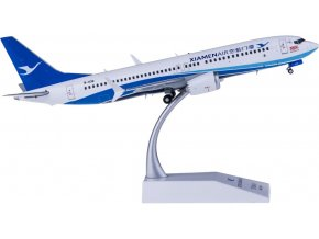 JC Wings - Boeing B737-8MAX, dopravce Xiamen Airlines, Čína, 1/200