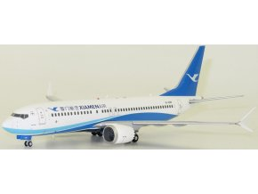 JC Wings - Boeing B737-8MAX B-1288, dopravce Xiamen Airlines, Čína, 1/200