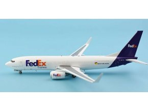 JC Wings - Boeing B737-800BCF, FedEx / West Atlantic Airlines, USA, 1/200