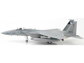 "Hobbymaster - McDonnell Douglas F-15A Baz, izraelské letectvo, Double Tail Sqn., ""Foxbat Killer"", 1978, 1/72"
