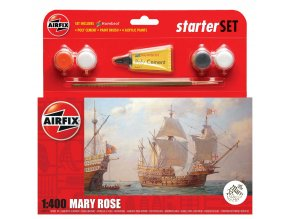 Airfix - Mary Rose, Starter Set A55114, 1/400