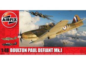 Airfix - Boulton Paul Defiant Mk.I, Classic Kit A05128A, 1/48