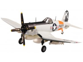 Easy Model - Vought F4U Corsair, US NAVY, Kansas, 1956, 1/72