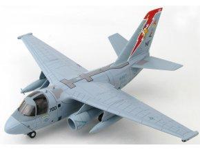 Hobby Master - Lockheed S-3B Viking, US NAVY, USS Independence, VS-21 Fighting Redtails, 1990s, 1/72