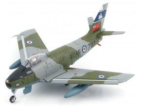 Hobbymaster - Canadair Sabre Mk 6, RCAF, No.434 ''Blue Nose'' Sqn., 1950s, 1/72