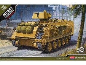 Academy - M113, Irák, Model Kit 13211, 1/35