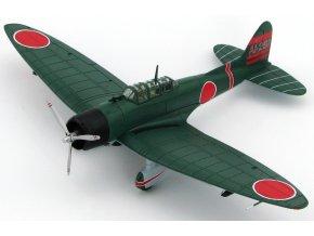 """Sky Max - Aichi D3A1 """"Val"""", letadlová loď Akagi, Bitva o Midway, 1/72"""