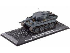 Altaya - Pz.Kpfw.VI Ausf.E Tiger I., 13./Pz.Regt. ''Grossdeutschland'', 1/72