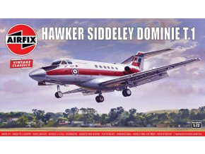 Airfix - Hawker Siddeley Dominie T.1, Classic Kit VINTAGE A03009V, 1/72