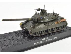 Altaya - AMX-30, 501eme RCC, Francie, 1982, 1/72