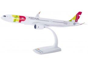 "Herpa - Airbus A330-941, společnost TAP Air Portugal, ""2005s"" Colors, Named ""Nuno Gonçalves"", Portugalsko, 1/200"