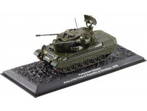 Altaya - Flakpanzer Gepard, Německo, 1979, 1/72