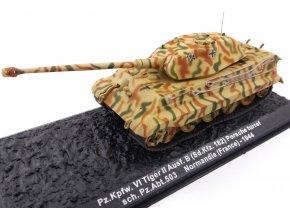 Altaya - Pz.Kpfw.VI Ausf.B Tiger II., schwere Pz.Abt.503, Normandie, 1944, 1/72