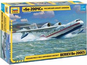 Zvezda - Berijev Be-200 Altair, Model Kit 7034, 1/144