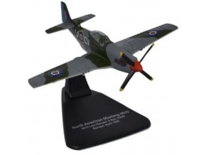 Oxford - North American P-51 MkIV. Mustang, RAAF, W/O Lew Ranger, 3 Sqn., 1/72