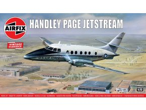 Airfix - Handley Page Jetstream, Classic Kit VINTAGE A03012V, 1/72