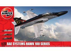 Airfix - BAE Hawk 100 Series, Classic Kit A03073A, 1/72