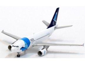 Gemini Jets - Airbus A310-300 SATA, společnost Fly Azores CS-TKM, Portugalsko, 1/400