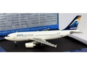 Gemini Jets - Airbus A310-300, společnost SATA International Azores CS-TGU, Portugalsko, 1/400