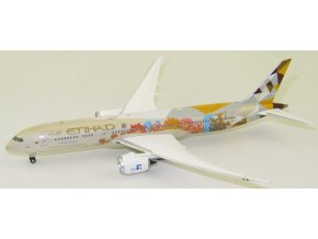 Phoenix - Boeing 787-9 Dreamliner, dopravce Etihad Airways, Choose Thailand, A6-BLJ, Thajsko, 1/400