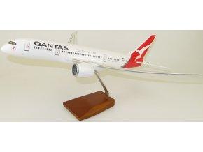 Led Model Inc - Boeing 787-9 s LED osvětlením, společnost Qantas, Austrálie 1/140